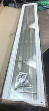 Specailty Products Stainglass Door Transom Sidelight Window 66x9