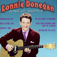 LONNIE DONEGAN - KING OF SKIFFLE [CASTLE 2002] NEW CD