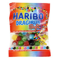 Haribo Dragibus Soft Candy Sweets 200G