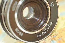 INDUSTAR 69 Wide Angle Pancake Lens Chaika SONY NEX M39 Russian