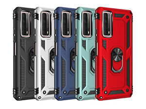 Case For Huawei P Smart 2019-2020-2021 Heavy Duty Hybrid Shockproof Armor Cover