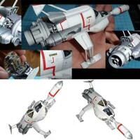UFO Interceptor Paper Model DIY Handmade 3D Paper Model Best Gift S8S2