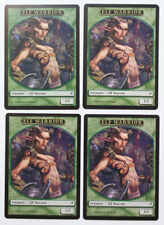 Elf Warrior, NM English x 4 Lorwyn TOKEN mtg Low International Shipping