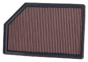 K&N Hi-Flow Performance Air Filter 33-2388 fits Volvo XC70 2.4 D / D4 AWD, 2....