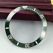 39.8mm neuf haute qualité blanc marques green ceramic bezel for men's watch