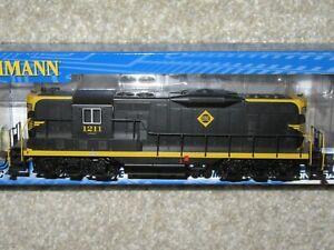Bachmann 62411 Erie HO Scale EMD GP 7 Diesel Locomotive  w/ DCC