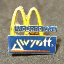 Awyott Food Service Equipment MCDONALD'S CREW PIN MC38