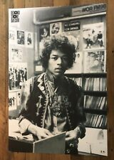 Jim Hendrix - Record Store Day Poster