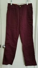 Mens MERONA vintage chino pant size 32x32 NWT
