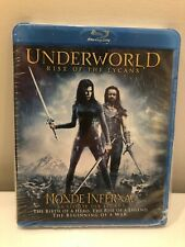 Underworld: Rise of the Lycans (Blu-ray Disc, 2009, 2-Disc Set, Canadian)