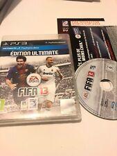 😍 jeu playstation 3 ps3 pal fr fifa 2013 edition ultimate envoi offert