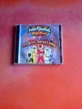 POWER RANGERS WILD FORCE Ancient Awakening Video CD!
