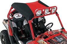 Polaris RZR XP4 900 RZR-4 800 Beard Bimini Black and Red Top 2010-2014