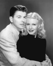 """RONALD REAGAN & GINGER ROGERS IN """"STORM WARNING"""" - 8X10 PUBLICITY PHOTO (AB-842)"""