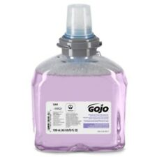 Spa-Grade GoJo 5361-02 GoJo Luxurious Foam Hand Soap TFX Refills 1200mL (2/cs)