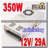 Power supply unit S350-12 AC 350W Output DC 12V 29A