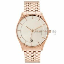 Skagen Authentic Watch SKW2388 Rose Gold 34mm Holst Stainless Steel Women's