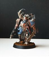COMMISSION Warhammer 40k Death Guard Plague Marine Pro-Painted Steam-Punk Style