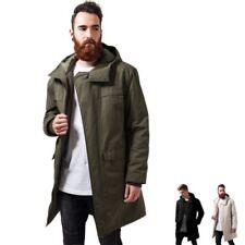 Cappotti e giacche da uomo parke beige taglia M