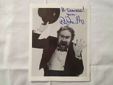 Dr Demento *Autographed Photo* Radio Show Fan Club Signed To Edward/Ed Young Pic