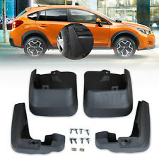 New Front & Rear MUD FLAPS FLAP SPLASH GUARDS MUDGUARD for SUBARU XV CROSSTREK