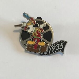 DLP - Mickey Mouse 90th Birthday - The Band Leader - Disney Pin