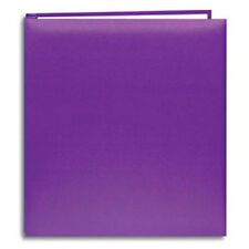 Pioneer MB-811P 8-1/2x11 Pastel Memory Book Orchid (Same Shipping Any Qty)