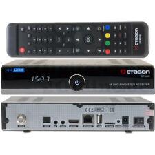 ➨ OCTAGON SF8008 4K UHD E2 DVB-S2X Linux Single Multistream Receiver USB NEU ✅