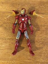 marvel legends mcu iron man studio series first ten years avengers lot