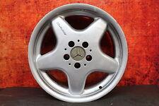 """Mercedes CLK320 CLK430 SLK230 SLK320 2002 2003 17"""" OEM Rim Wheel Rear 65209 A170"""
