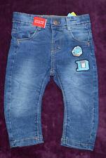 Kinder Baby Jungen Jeans Hose blau Jeanshose Gr. 80   Neu