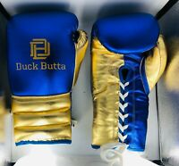 Rex Special Shine Leather Boxing Gloves