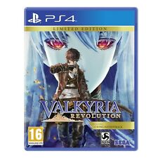 Valkyria Revolution Limited Edition PS4 Game