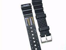 Taucherarmband für Citizen in 14, 16, 18, 20, 22 & 24 mm