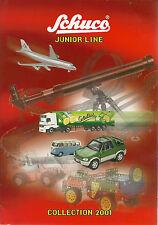 CATALOGUE SCHUCO JUNIOR LINE  - 2001