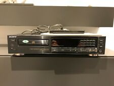 Sony CDP 590 Compact Disc Player
