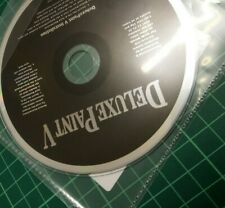 CD for Commodore Amiga - Deluxe Paint V DPaint DeluxePaint 5 - new-old stock