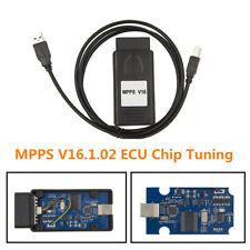 New MPPS V16.1.02 ECU Chip Tuning For EDC15 EDC16 EDC17 Inkl Read &Write Memory