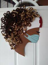 Wreath Front door spring wreath / home decor