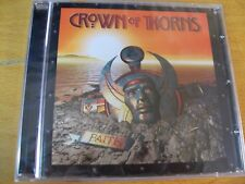 CROWN OF THORNS FAITH CD SIGILLATO