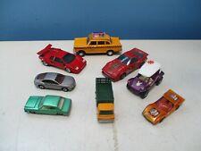 lot matchbox cars