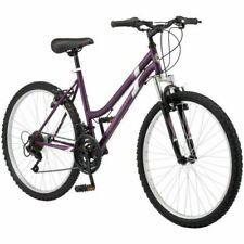 Highland Women's Mountain Bike, Purple, 24-inch