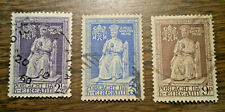 Ireland Stamps: Scott's # 142, 143 & 144 - from 1950 : 3 stamps