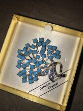 Crystal Pin Genuine Austrian