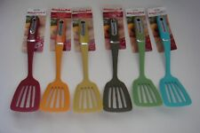 New KitchenAid Slotted Turner * Green * Pink * Aqua Sky * Red * Black * Yellow