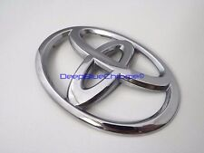 Toyota Corolla Chrome Emblem 11-15 Rear Trunk Badge Logo Genuine OEM Nameplate