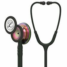 3M Littmann 5870 Classic III Stethoscope, Rainbow-Finish Chestpiece, 27 Inch,