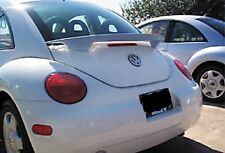 PRIMER - UNPAINTED CUSTOM REAR SPOILER FOR VOLKSWAGEN VW Beetle 1998-2010