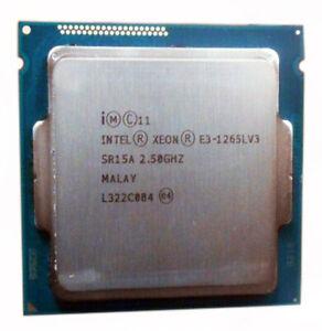 Intel Xeon E3-1265LV3 SR15A 2.50GHZ 4 Core CPU