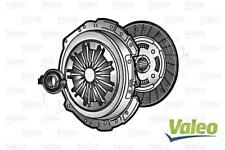 VALEO Clutch Kit 3P Cover Plate Bearing Fits PORSCHE 964 Coupe 1988-1994